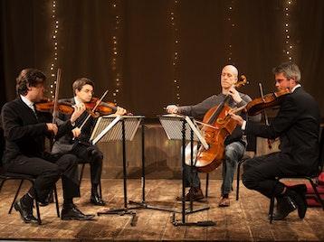 The Kreutzer String Quartet artist photo