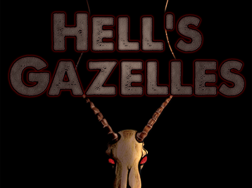 Peter Antony Of Radio Caroline Presents: Hells Gazelles + Olympic Clamp Down + Deviant Amps + Chris Bowsher + Taurus Trakker picture
