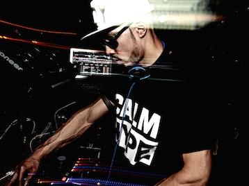 DJ Calm Hype artist photo