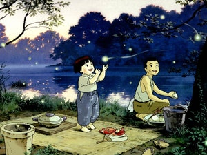 Film promo picture: Grave of the Fireflies