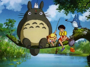 Film promo picture: Tonari No Totoro (My Neighbour Totoro)