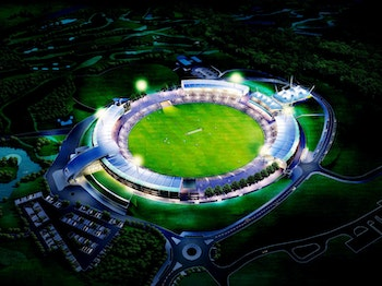 The Ageas Bowl venue photo