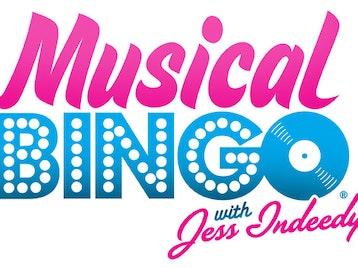 Jess Indeedy's Musical Bingo: Jess Indeedy, DJ Helix picture