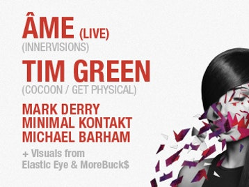 The Last Ever Bedlam: Ame + Tim Green picture