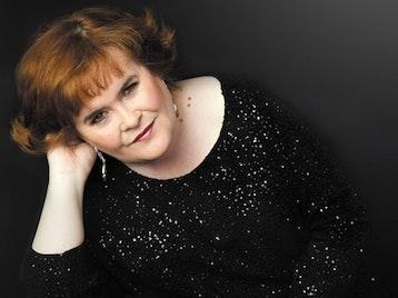 Susan Boyle artist photo
