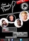 Flyer thumbnail for Comedy Floor: Rob Beckett, Nik Coppin, Jonathan Elston, Wouter Meijs