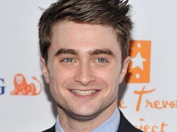 Daniel Radcliffe artist photo