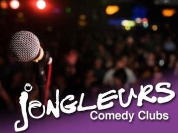 Jongleurs Comedy: Ava Vidal, Steve Harris, Eddy Brimson, Phil Chapman picture