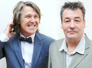 Flaunt The Imperfection: China Crisis picture