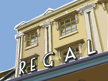 Regal Tenbury venue photo