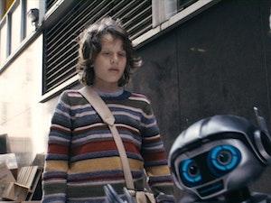 Film promo picture: Cody The Robosapien