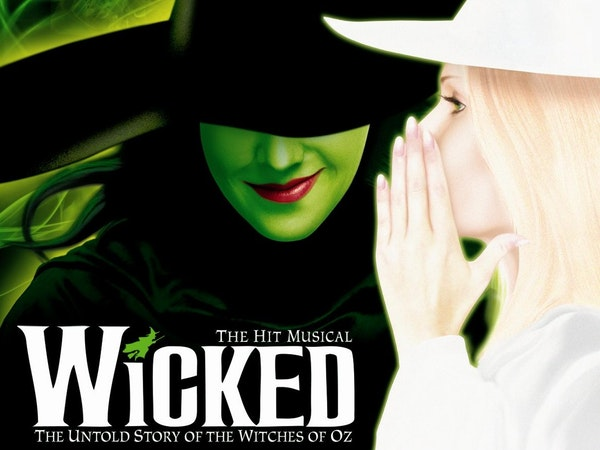 Wicked Tour Dates