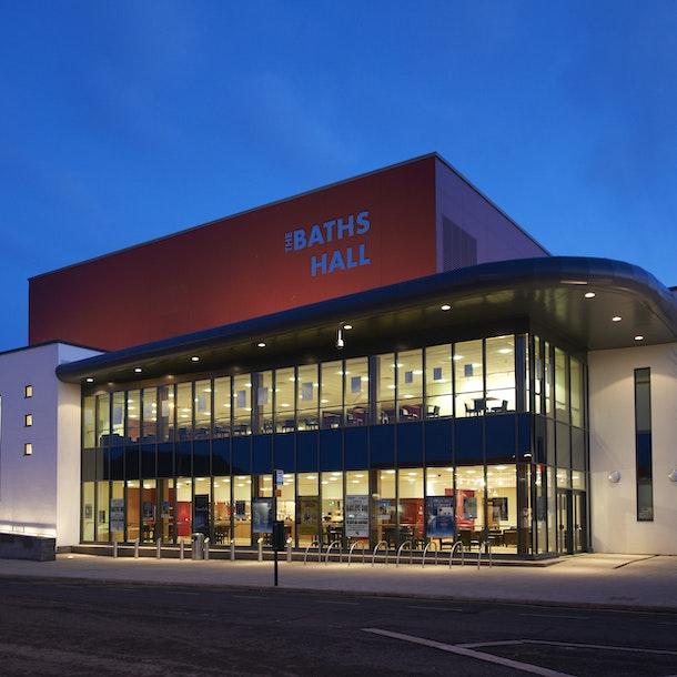 Baths Hall Events
