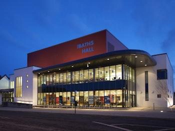 Baths Hall venue photo