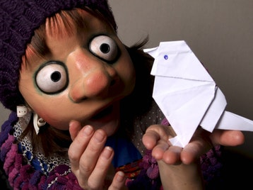 Paper Wings: Rhubarb Theatre Company picture