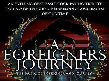 A Foreigner's Journey artist photo