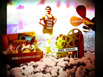 Disco Deviant Bank Holiday Belter: Greg Wilson + Pablo Contraband + Late Nite Tuff Guy + Fingerman picture