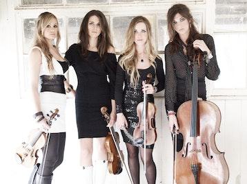 The Raven String Quartet artist photo