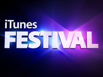 Picture for iTunes Festival 2013