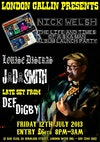 Flyer thumbnail for London Callin' Presents: Nick Welsh + Louise Distras + J.D. Smith + DEF Digby