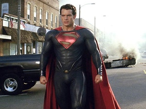 Film promo picture: Man Of Steel