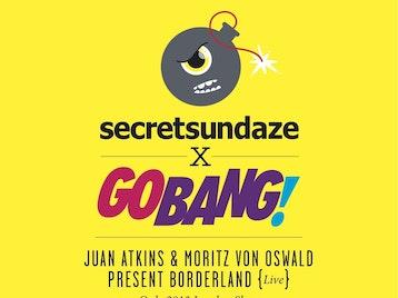 Secretsundaze X Go Bang!: Omar S + Portable + Floating Points + Giles Smith + James Priestley picture