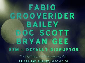 Shut That S*** Down: Grooverider + Doc Scott + Fabio + Fabio & Grooverider picture