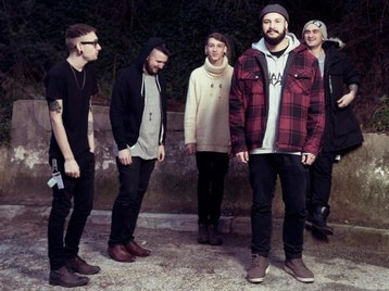 Being As An Ocean + The Elijah + Capsize picture