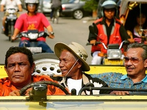 Film promo picture: The Act Of Killing