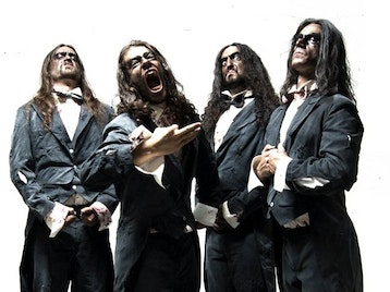 Fleshgod Apocalypse + Hate + Bound By Exile + Scordatura picture