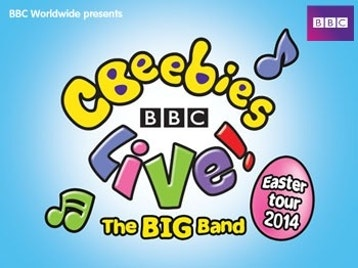 Picture for CBeebies Live! The Big Band