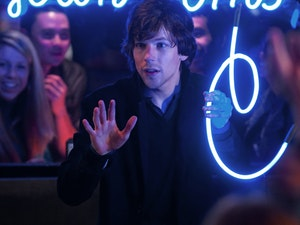 Film promo picture: Now You See Me