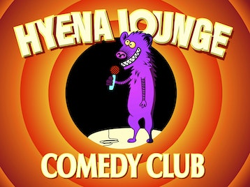 Hyena Lounge Comedy Club - Saturday Night Lounge: Brendan Dempsey, Christian Reilly, Ian Boldsworth as Ray Peacock, Special Guest Comedian picture
