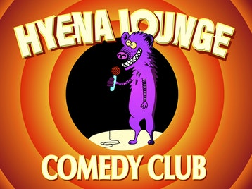 Hyena Lounge Comedy Club - Saturday Night Lounge: Elis James, John Robins, Special Guest Comedian picture