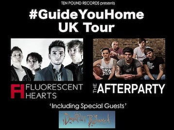 Co-headline UK Tour: Fluorescent Hearts + The Afterparty + Dearly Beloved picture