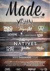 Flyer thumbnail for Made Fest