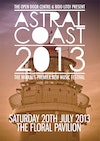 Flyer thumbnail for Astral Coast 2013