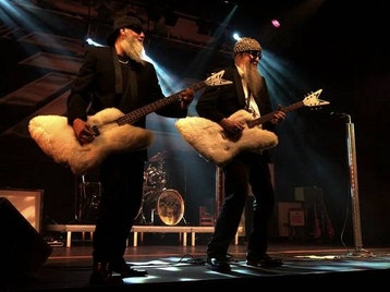 The ZZ Tops picture