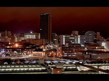Light Night Sheffield 2013 picture