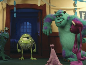 Film promo picture: Monsters University