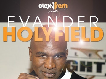 An Evening With: Evander Holyfield picture