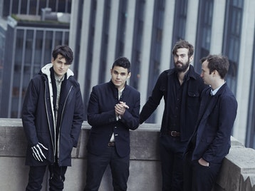 Vampire Weekend artist photo