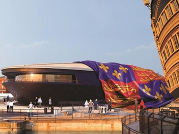The Mary Rose Museum venue photo
