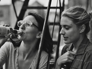 Film promo picture: Frances Ha