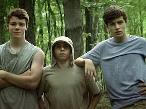 Film promo picture: The Kings Of Summer