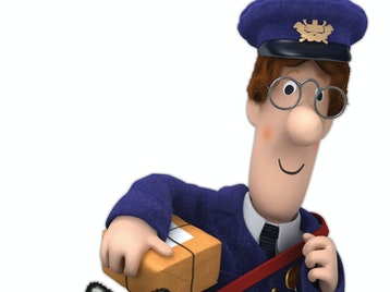 Postman Pat picture