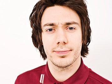 Tom Deacon artist photo