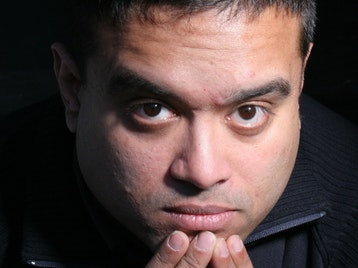 Edinbrum: Paul Sinha, Laura Lexx picture