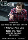 Flyer thumbnail for Mark Morriss (The Bluetones) + Johnny Graham + Soldier On + Proud Honey + Danny Paton