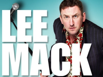Lee Mack artist photo
